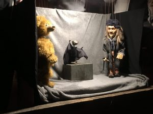 Marionettenaufführung